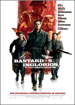 4rew Download   Bastardos Inglórios DVDRip   AVI   Dual Áudio