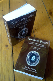 Nicolaes Petter, the biography. Foreword by MMA legend Bas Rutten.