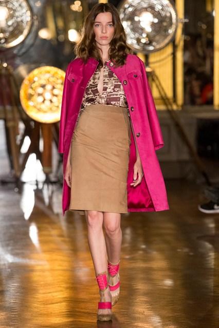 Ong-Oaj Pairam London Fashion Week SS16 catwalk show | LFW report