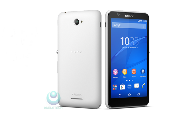 Spesification and price Sony Xperia E4