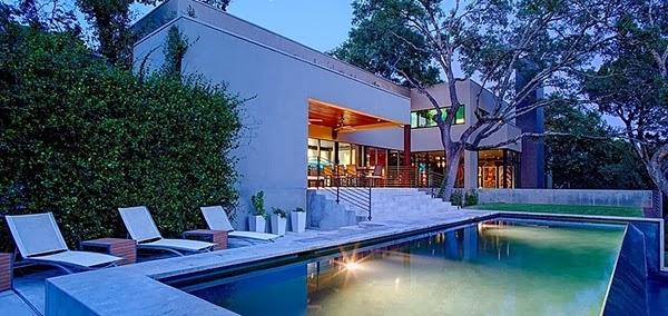 renovasi rumah modern bergaya eropa rancangan desain