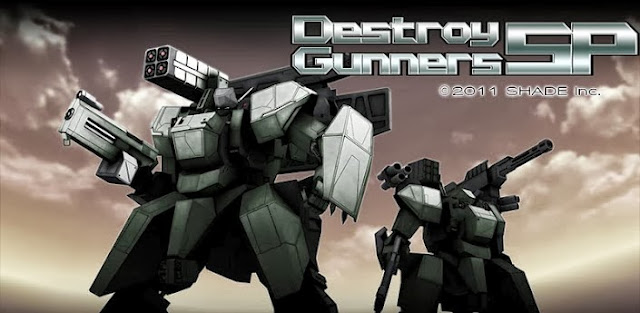 Download Destroy Gunners SP v1.24 Android Apk Full [Atualizado]