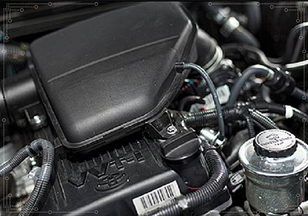2016 Toyota Tacoma Atkinson Engine