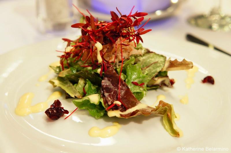 BC Bistro & Cava Salad Hotel Coral & Marina Ensenada Baja California Mexico