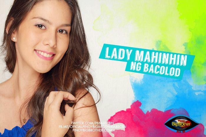 PBB All In Housemate Vickie Rushton -Lady Mahinhin ng Bacolod