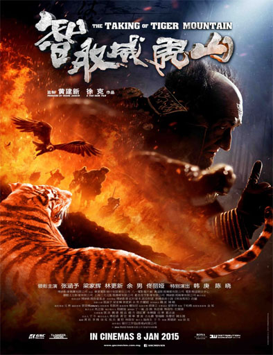 Ver The Taking of Tiger Mountain (Zhi qu wei hu shan) (2014)