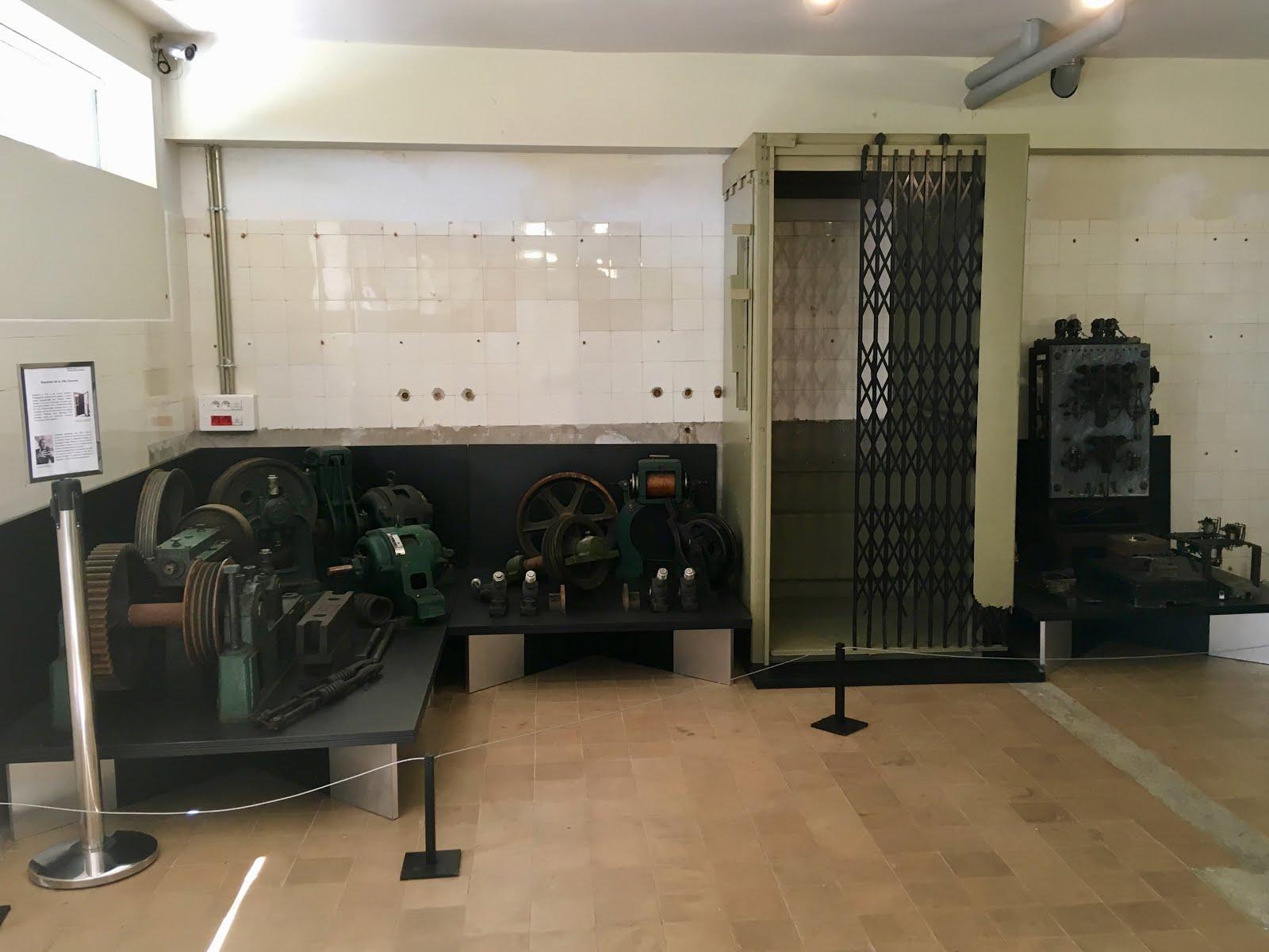 L'ascenseur de Jean Prouvé