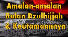 Hikmah Keutamaan Puasa Arafah Bulan Dzulhijjah