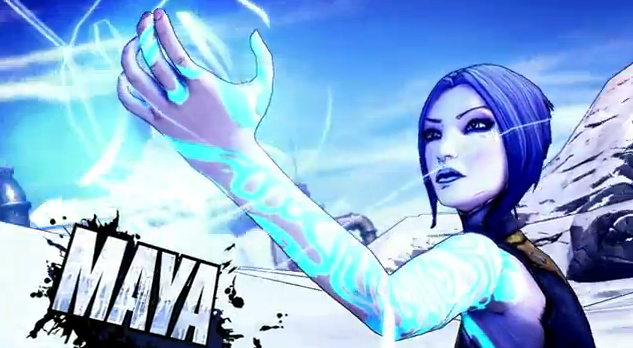 Borderlands 2 New Playable Character Maya