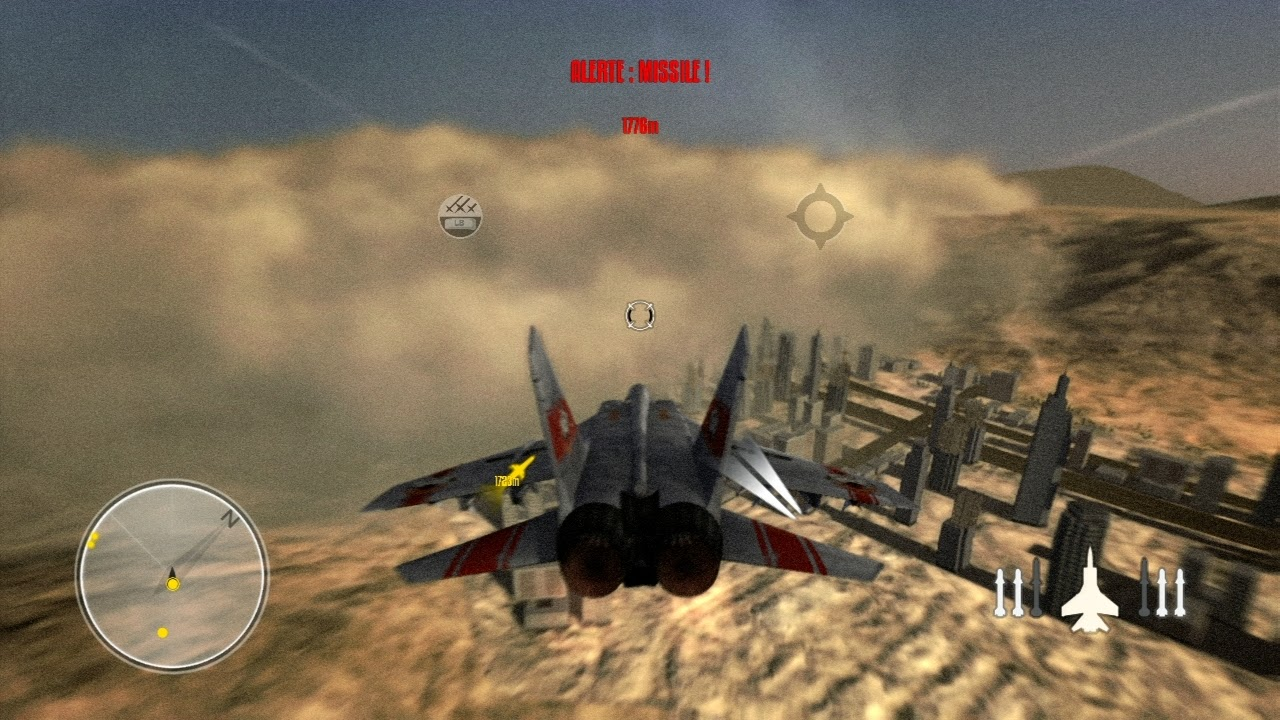 download game Top Gun Hard Lock