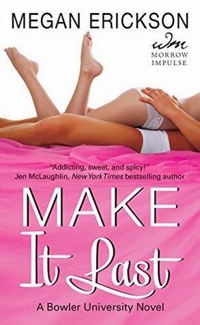 Make It Last book cover