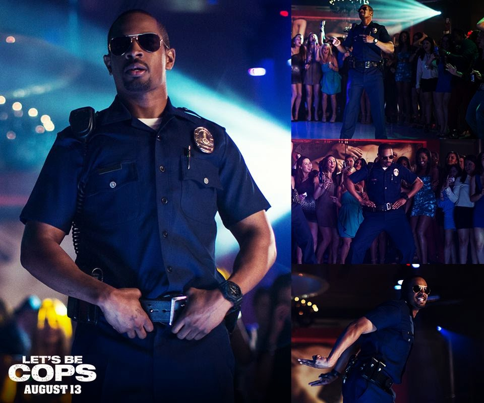 lets be cops damon wayans jr
