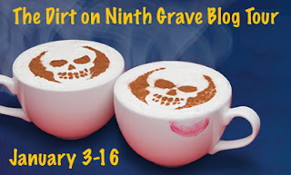 The Dirt on Ninth Grave tour banner