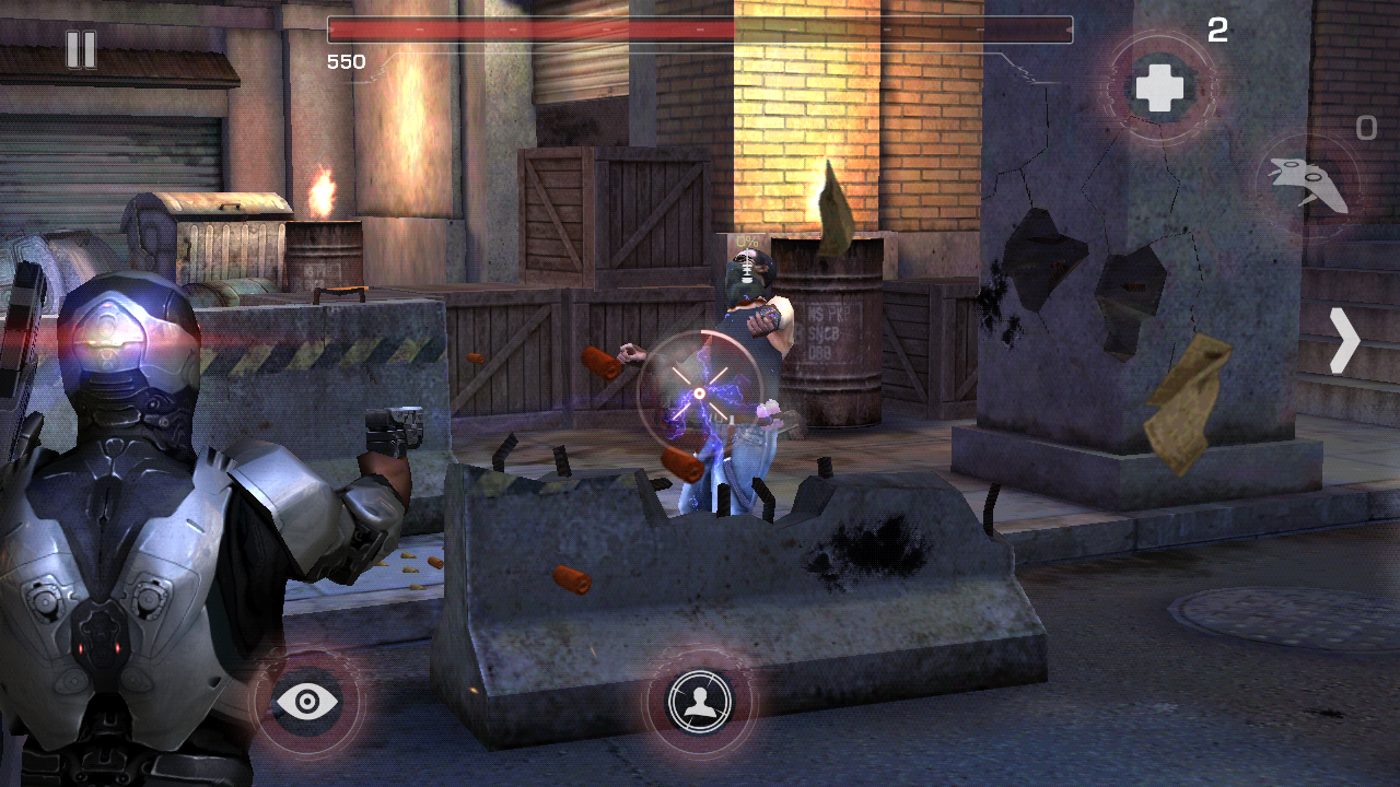 robocop free game download for android