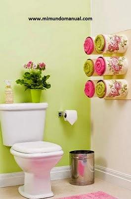 Manualidades con latas recicladas vaquita cositasconmesh - Manualidades hogar decoracion ...