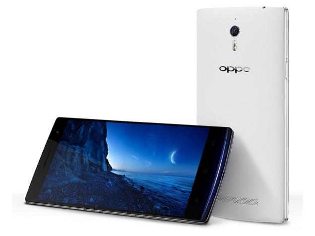 Oppo Find 7 Android dengan desain terbaik didunia