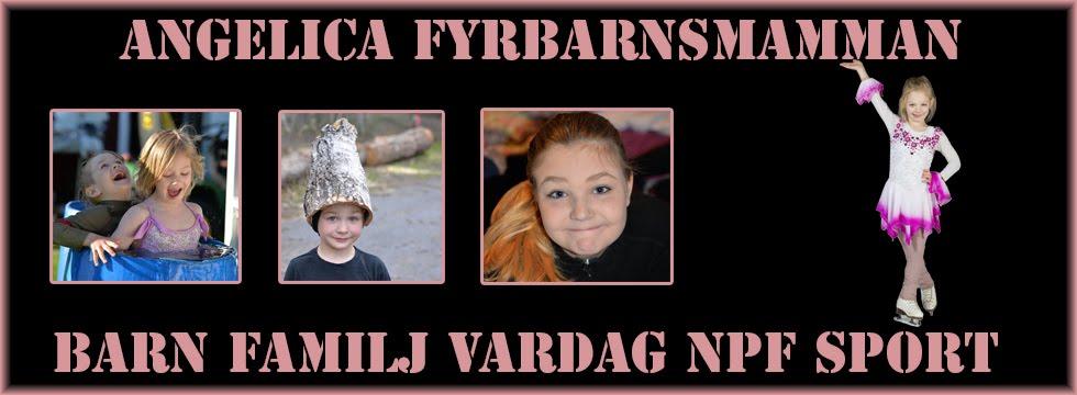 Angelica - Fyrbarnsmamman