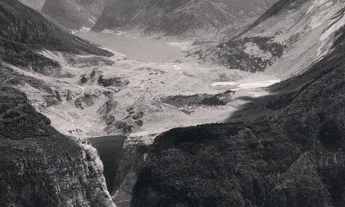 Vajont Dam Failure