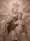 Our Lady of Mount Carmel--pray for us.