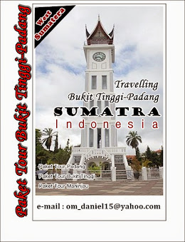 PAKET WISATA BUKITTINGGI-PADANG