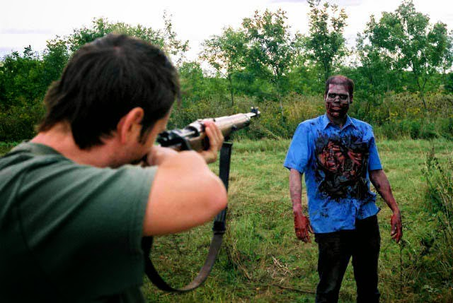 How to kill a zombie?