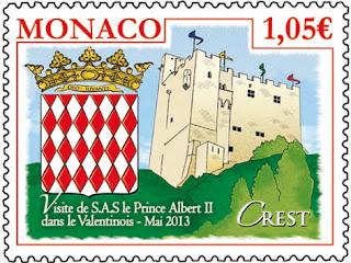 A FORMER GRIMALDI FIEF - DUCHY OF VALENTINOIS - www.oetp-monaco.com