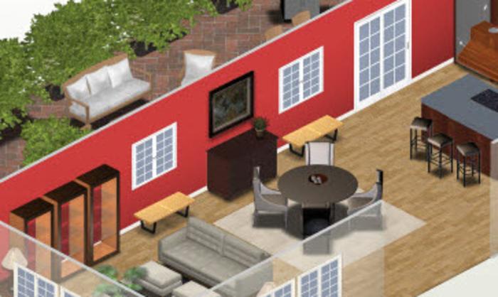 Arredare casa progettare l 39 arredamento di casa con il for Programma in 3d per arredare casa gratis