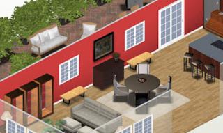Rendering di casa progettazione homestyler