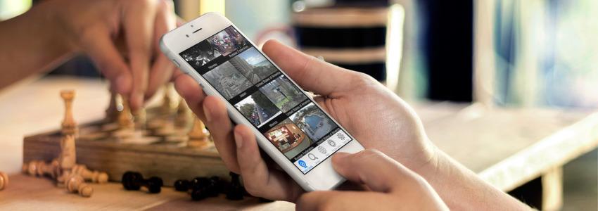 تطبيق جديد للتجسس على كاميرات المراقبة حول العالم للأندرويد
