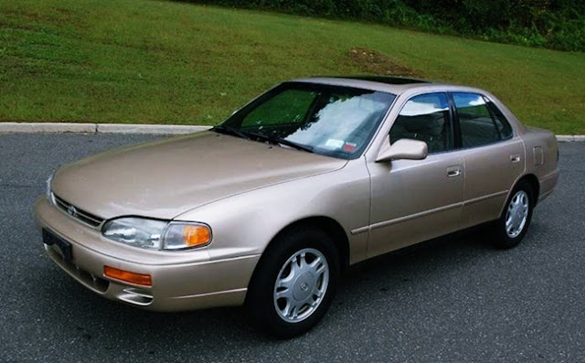 1997 Toyota Camry XLE V6 Specs