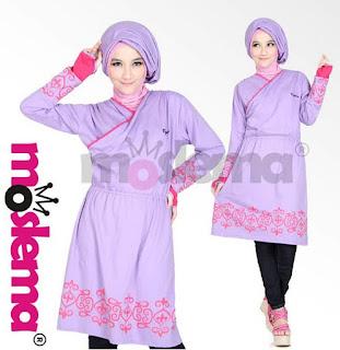 Koleksi Baju Muslim Kaos Lebaran untuk Remaja