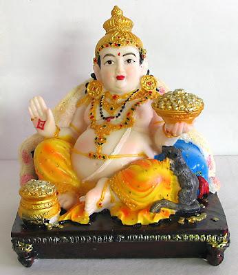 Lakshmi+kubera+temple