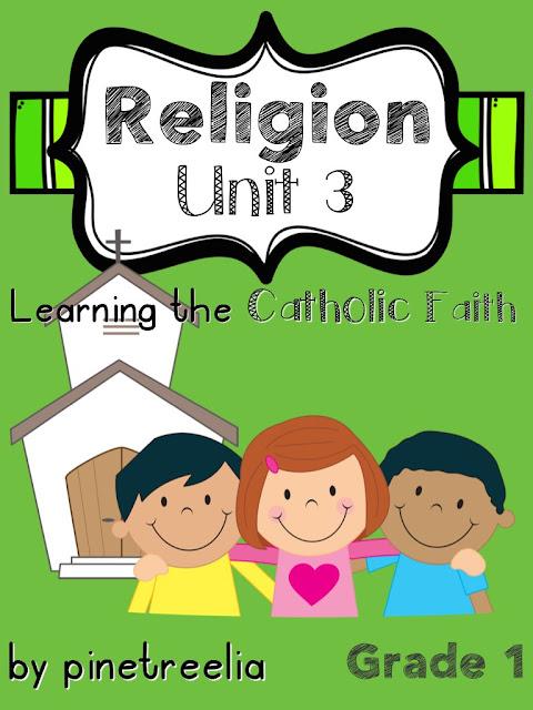 primary religion lessons