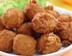 Resep praktis (mudah) bola bola daging goreng spesial (istimewa) enak, gurih, lezat