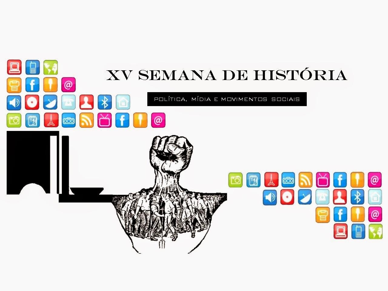 XV SEMANA DE HISTÓRIA