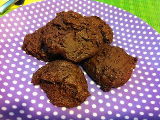 cookies burro di cocco e pepite di cioccolato..... una golosissima scoperta