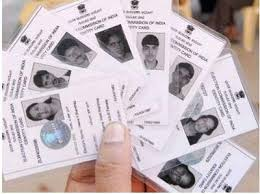 Apply for new voter id card