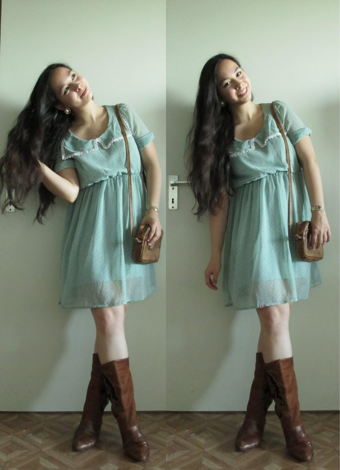 strangeness and charms outfit in the trees the birds have learned to speak. Black Bedroom Furniture Sets. Home Design Ideas