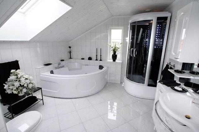modern bathroom design 2 Projeto do banheiro moderno