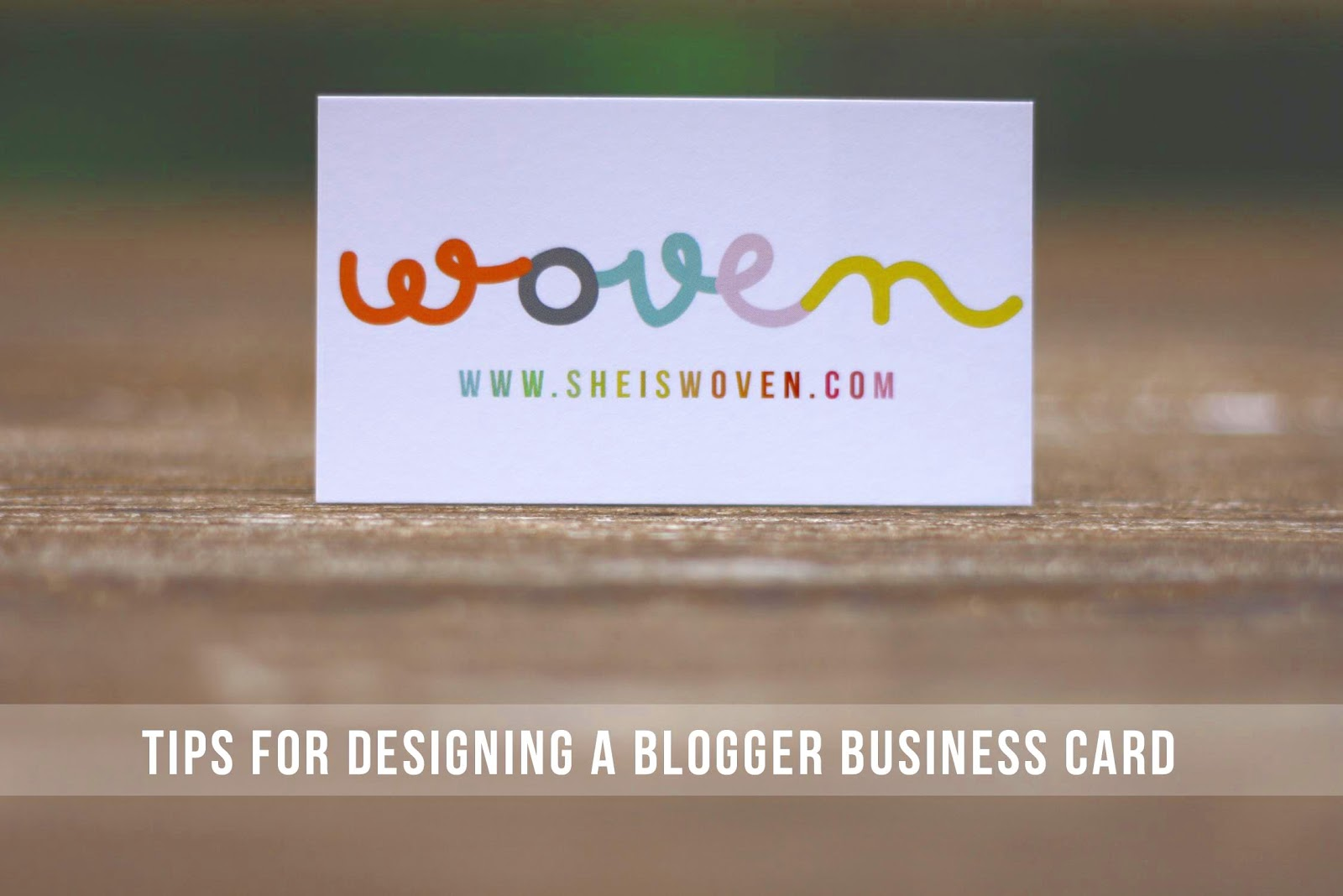 Sample Blogger Business Cards Image collections - Card Design And ...