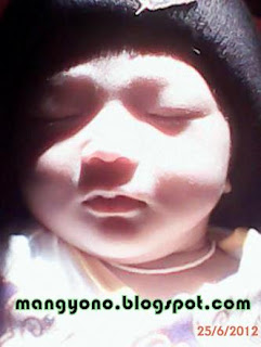 Mengatasi Panas Pada Bayi Setelah Imunisasi