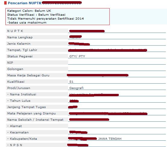 Itulah informasi mengenai update daftar calon peserta sertifikasi guru