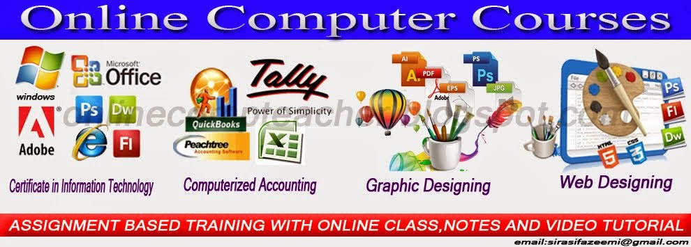 Online Computer Teacher