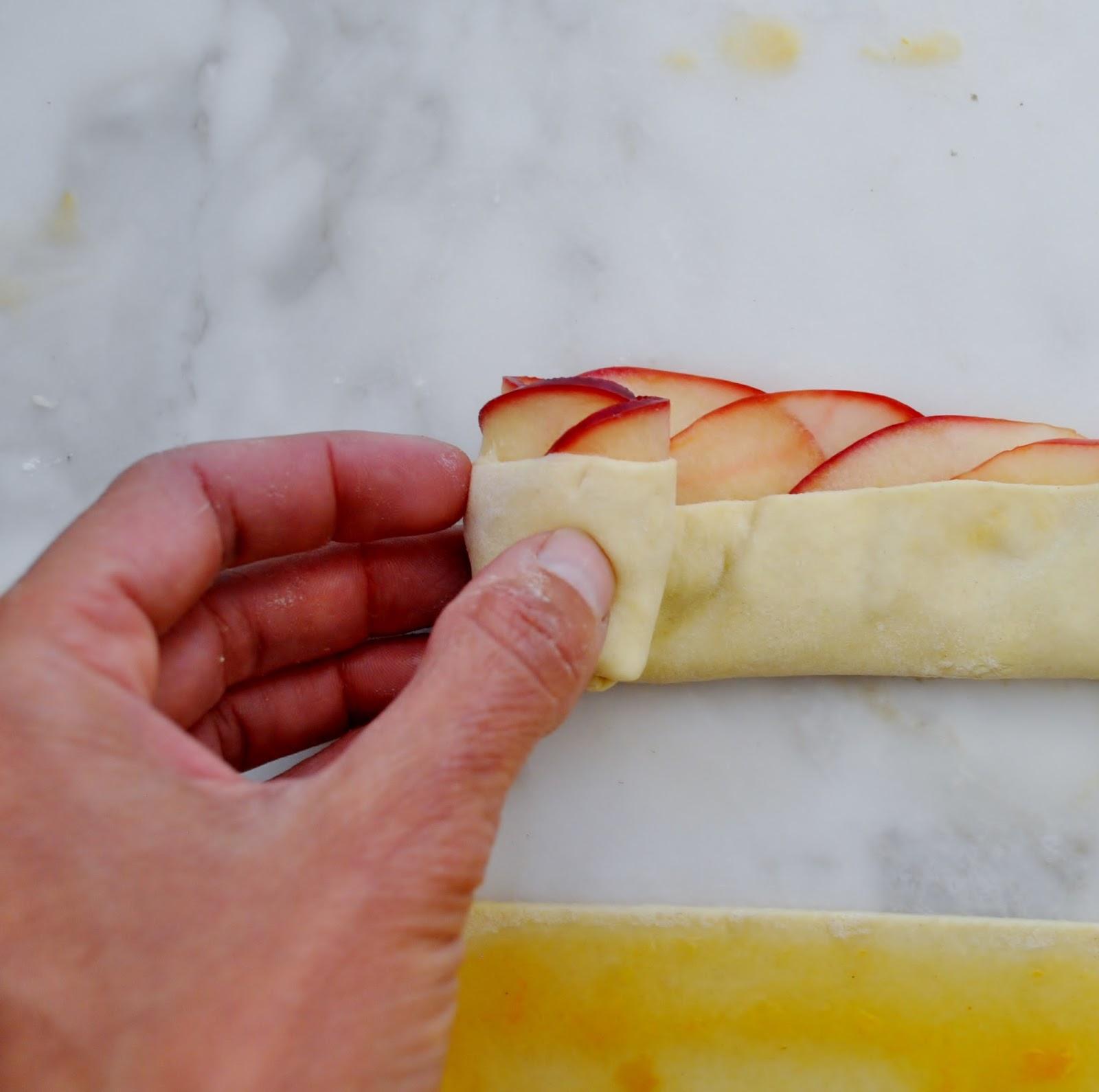 Как сделать тесто из яблок