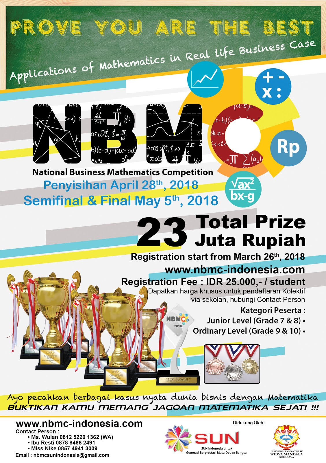 DOWNLOAD FLYER LOMBA