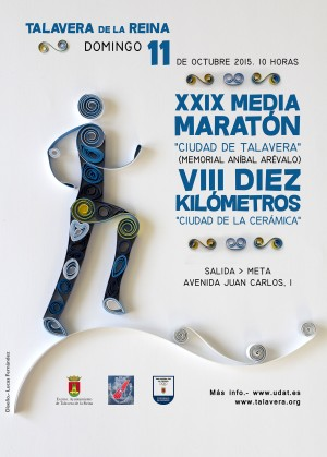 XXIX Memadia Maratón y VIII 10 km de Talavera de la Reina