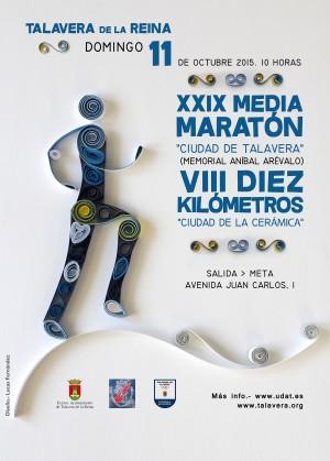 XXIX Memadia Maratón y VIII 10 km de Talavera de la Reina