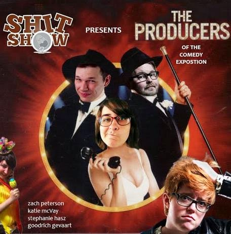 Aug 30th -The Shit Show Presents!