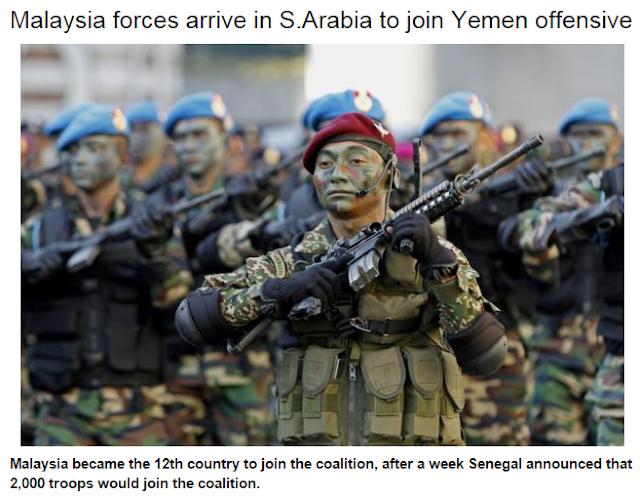 Panglima Angkatan Tentera jelaskan sebab Tentera Malaysia mendarat di Arab Saudi