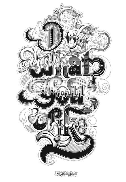 Typography by Like Minded Studio